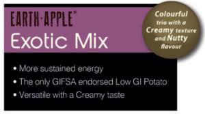 Exotic Mix Descrip